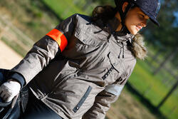 Warme damesjas Tosca ruitersport - 406359
