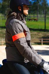 Warme damesjas Tosca ruitersport - 406362