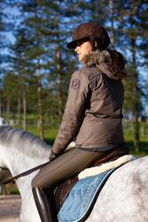 Warme damesjas Tosca ruitersport - 406366