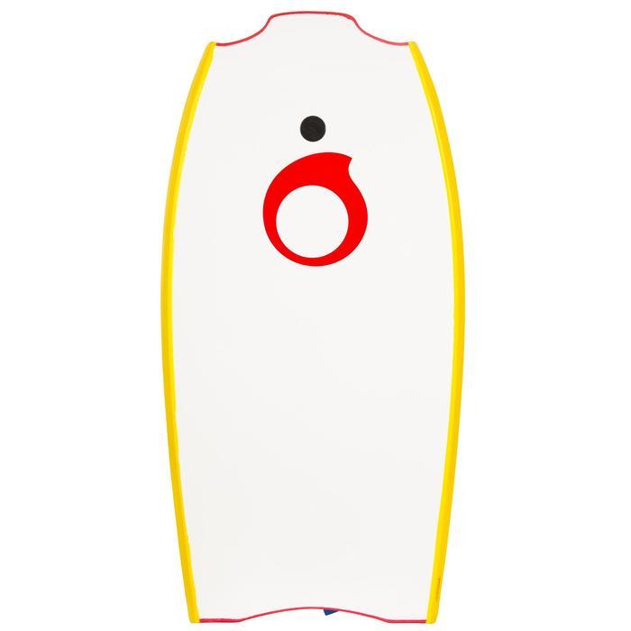 "Bodyboard 100 L (42"") avec semelle de glisse et leash - 406466"