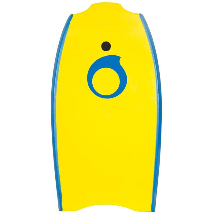 "Bodyboard 100 38"" orange livré avec leash - 406479"