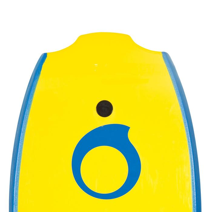 "Bodyboard 100 38"" orange livré avec leash - 406480"