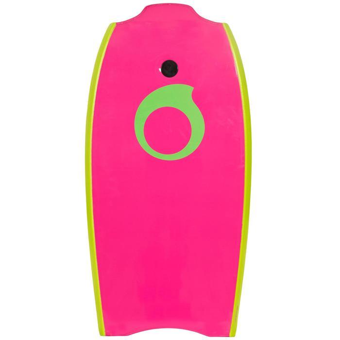 "Bodyboard 100 S (35"")  avec semelle de glisse et leash. - 406483"