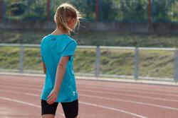 T-shirt Run Dry voor kinderen, voor hardlopen - 407223