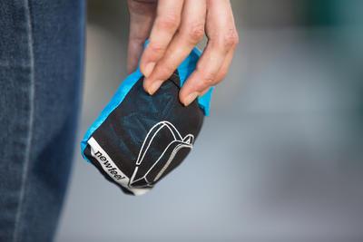 Pocket Bag foldaway backpack