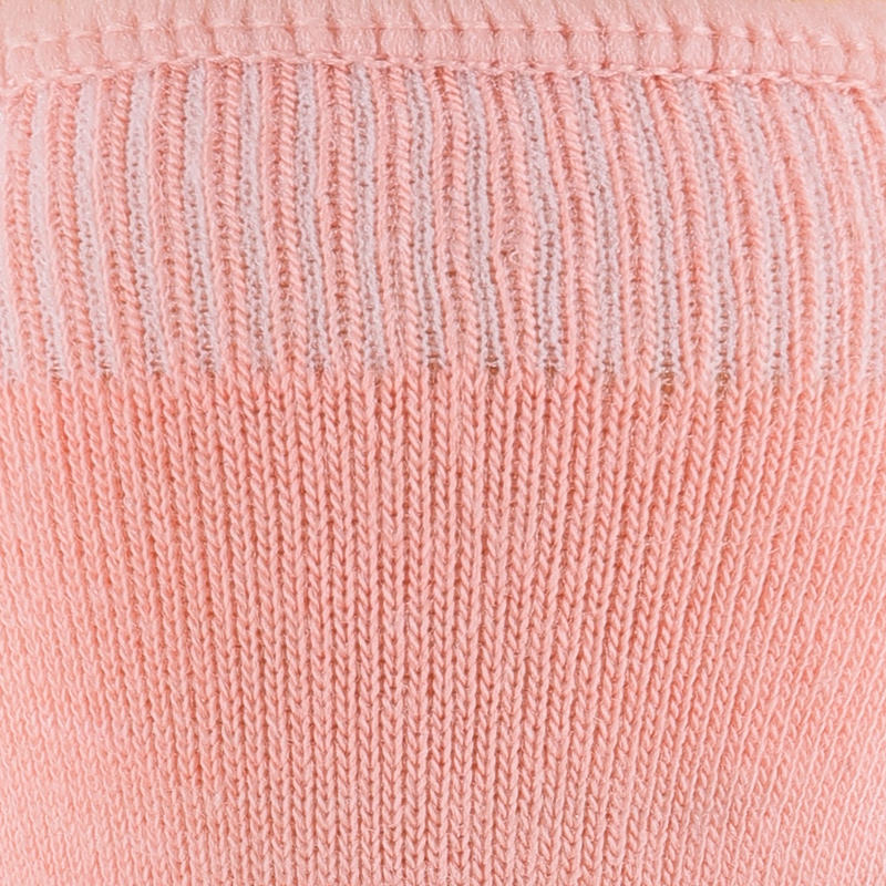 Ballerina Women's Fitness Walking Socks - Coral