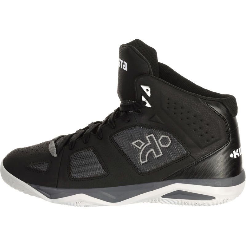 Strong 300 Adult Basketball Shoes Black