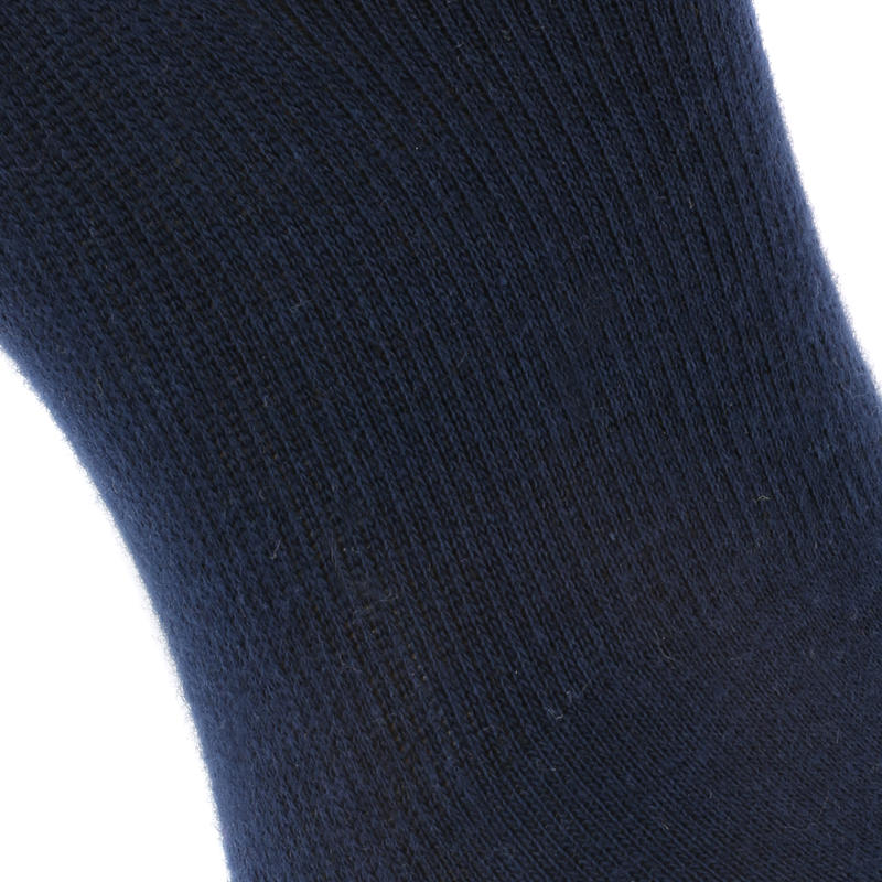 Invisible 500 Women's Fitness Walking Socks - Navy