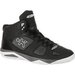 Strong 300 Sepatu Bola Basket Hitam Dewasa