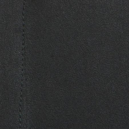 Pantalón equitación fouganza 100 niños negro