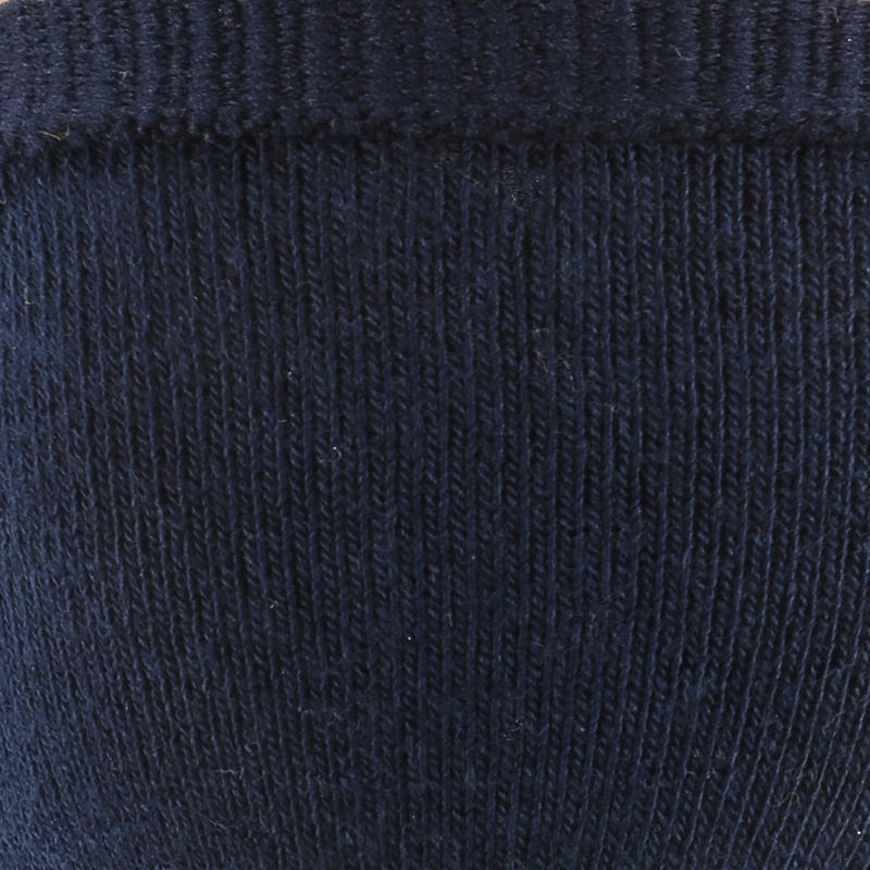 Invisible 500 Women's Fitness Walking Socks - Navy