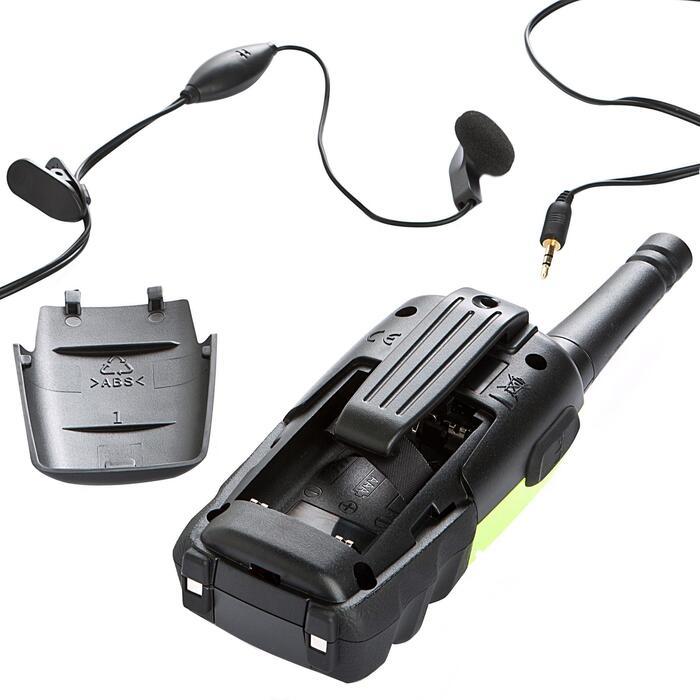 Talkie-walkie ONchannel 510 vert et noir - 408223