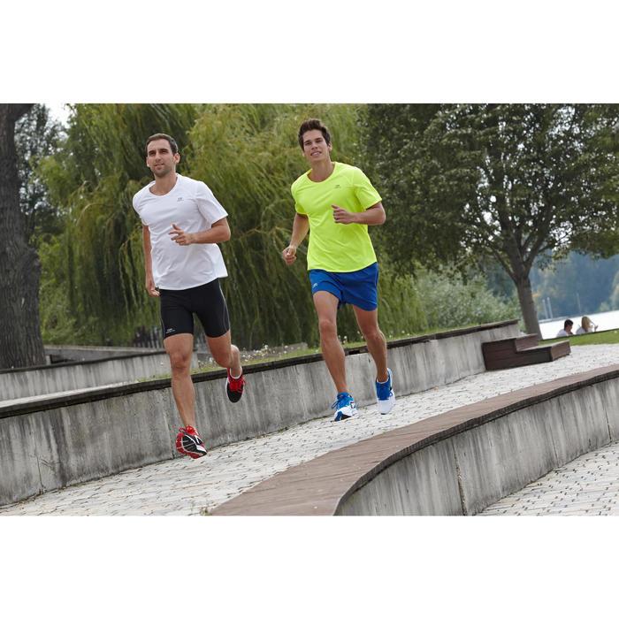 Heren T-shirt Run Dry voor hardlopen zwart