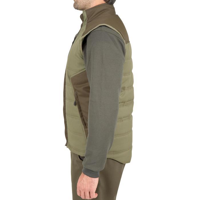 Gilet chasse 300 vert - 40899
