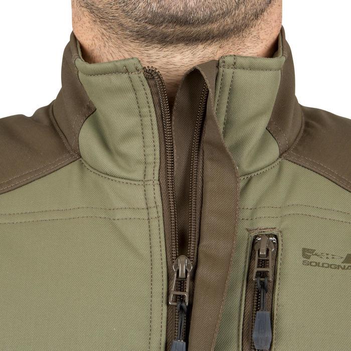 Gilet chasse 300 vert - 40906