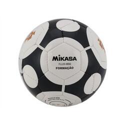 Bola de futsal Mikasa formação 55cm Branco/Preto