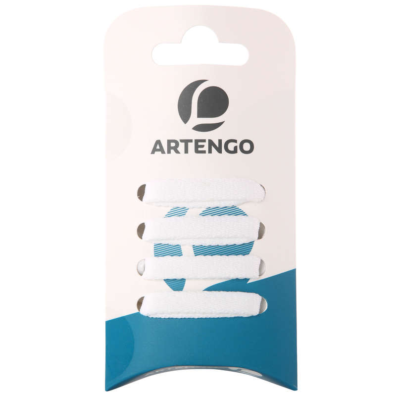 Cipőkiegészítők Squash, padel - Lapos cipőfűző  ARTENGO - Squash cipő