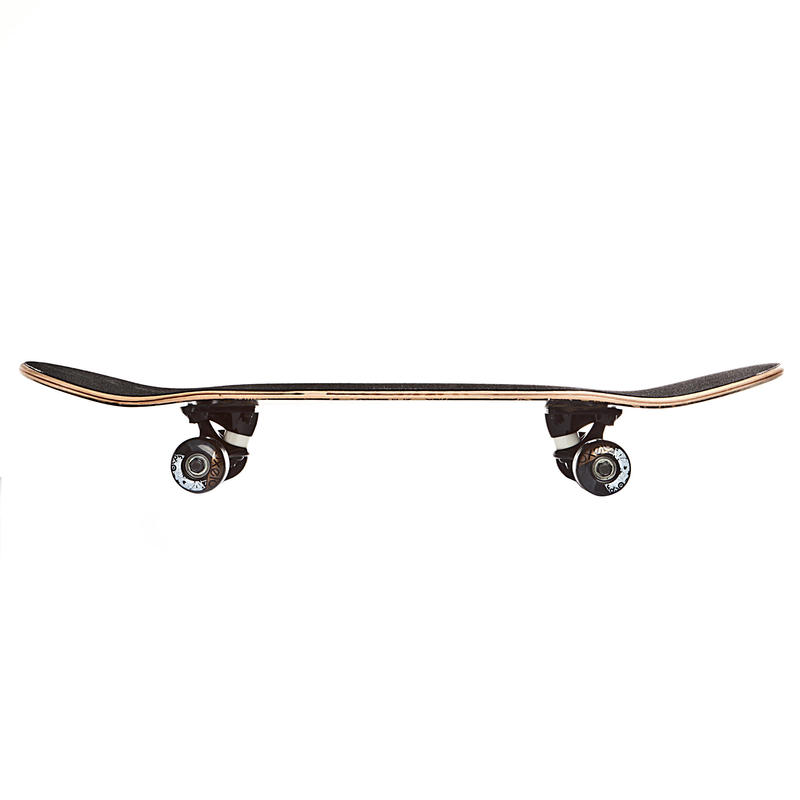Kids' Ages 5 to 7 Skateboard Mid 100 - Skull