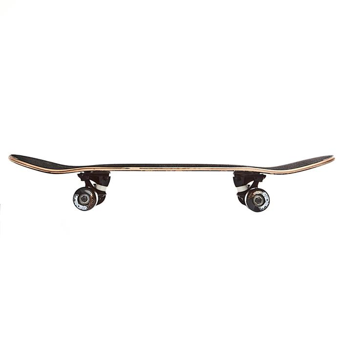 Skateboard MID100 Skull für Kinder von 3-7 Jahren