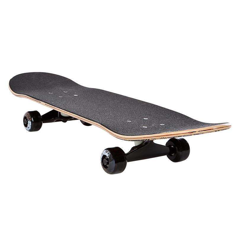 Skateboard enfant 3 à 7 ans MID100 SKULL