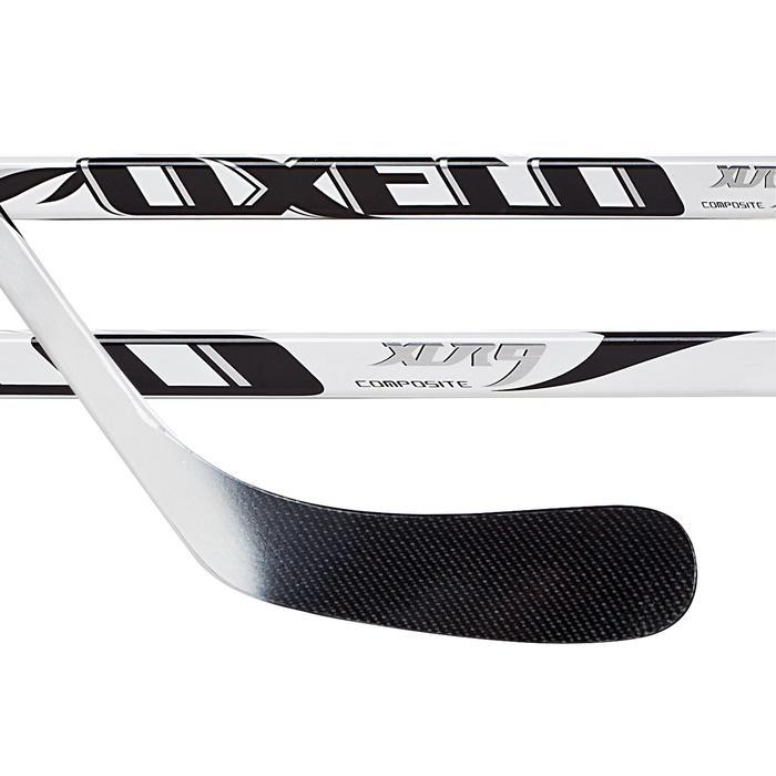Crosse de hockey adulte  XLR 9 blanche - 409439