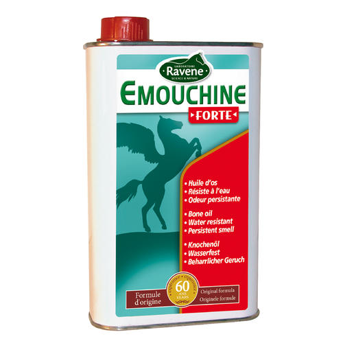 EMOUCHINE FORTE équitation cheval et poney 500 ML