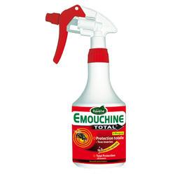 Spray Insecticida Equitación EMOUCHINE TOTAL 500 ml Caballo y Poni
