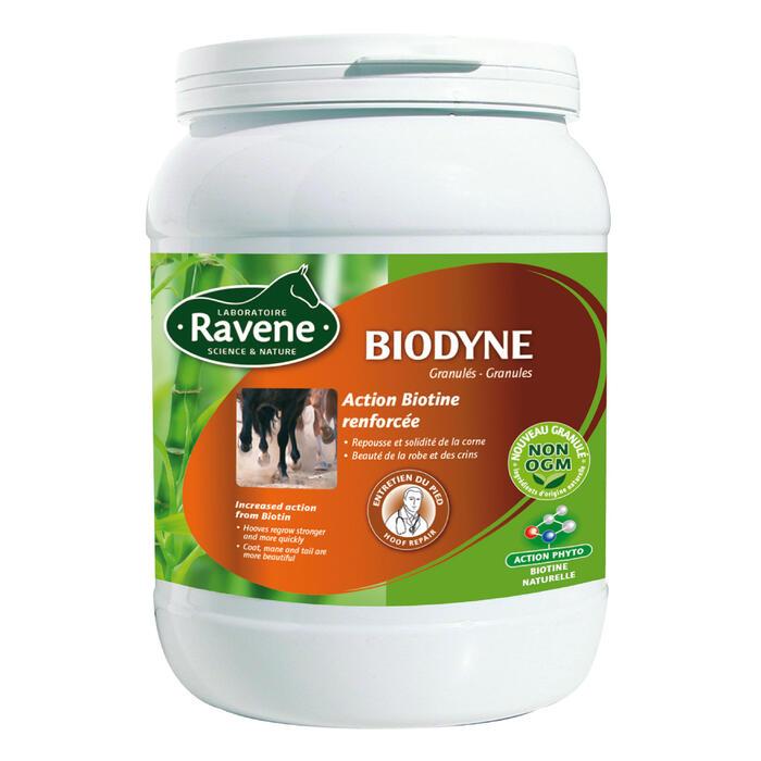 Voedingssupplement ruitersport paarden en pony's Biodyne 1 kg
