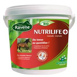 Voedingssupplement ruitersport paard en pony Nutrilife Plus - 2,7 kg
