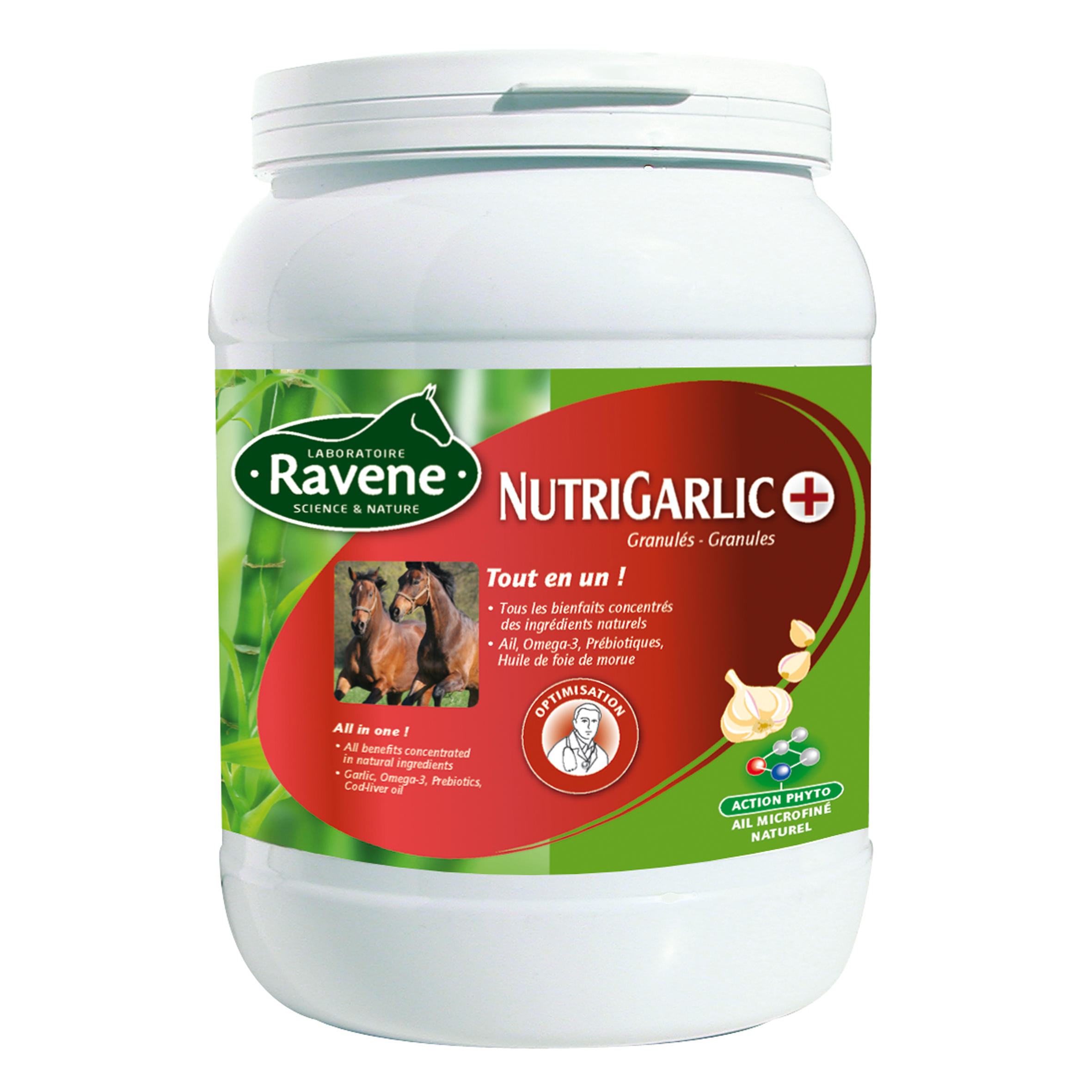 Nutrigarlic 900g imagine produs