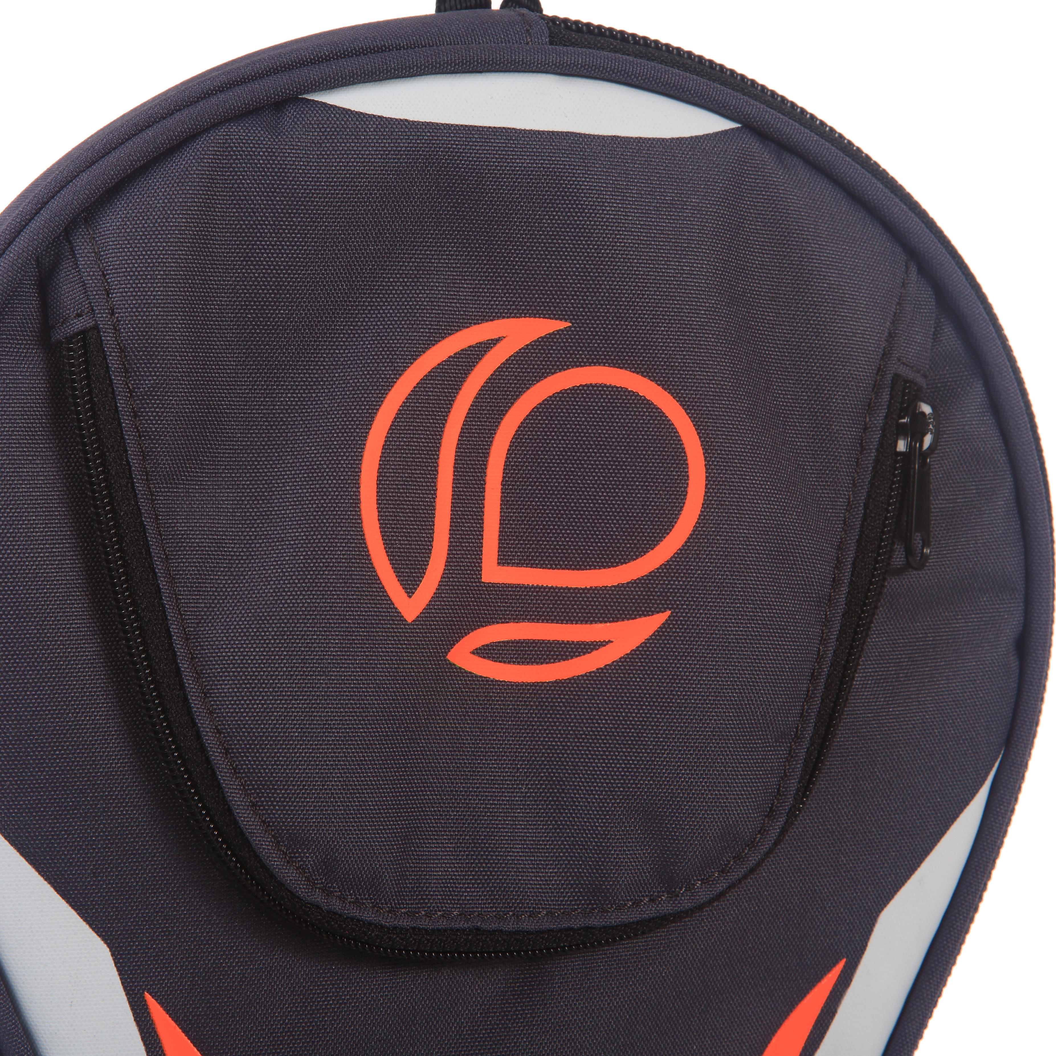 Table Tennis Racket Cover FC 710- Grey and Orange
