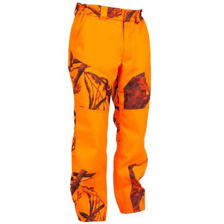 Camouflage Supertrack 300 Orange Pantalon Chasse O8n0kwP