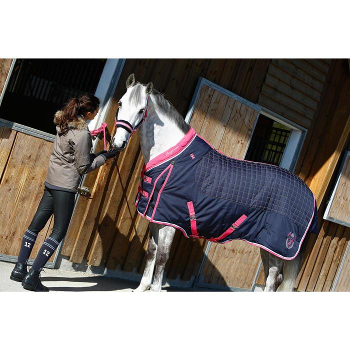 Pantalon imperméable chaud et respirant équitation femme KIPWARM - 409860