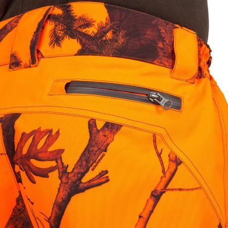 Orange Solognac Camouflage 300 Pantalon Chasse Inoxqqwrt Supertrack bfgY7yv6