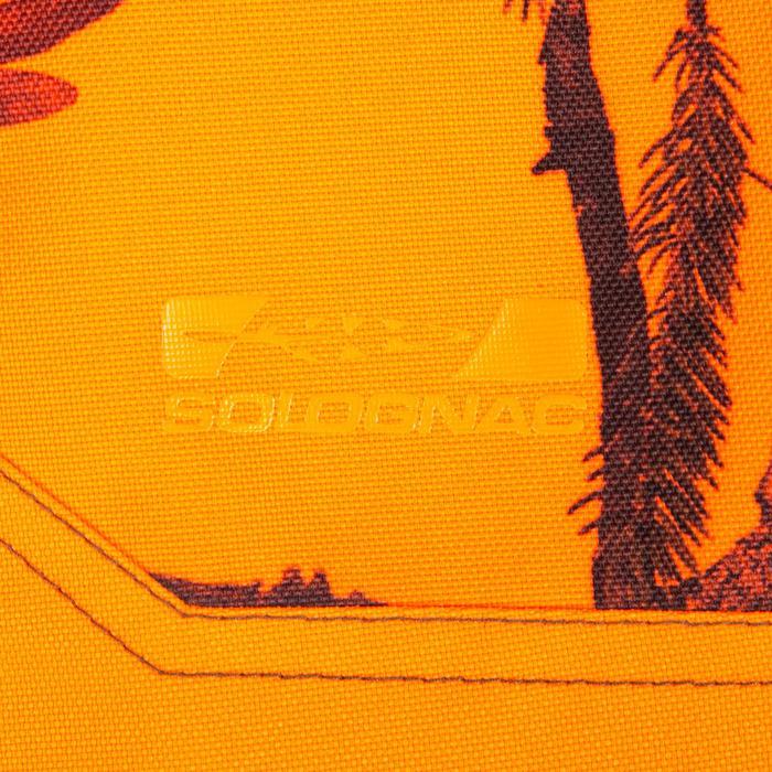 PANTALON CHASSE SUPERTRACK 300 CAMOUFLAGE ORANGE - 41000