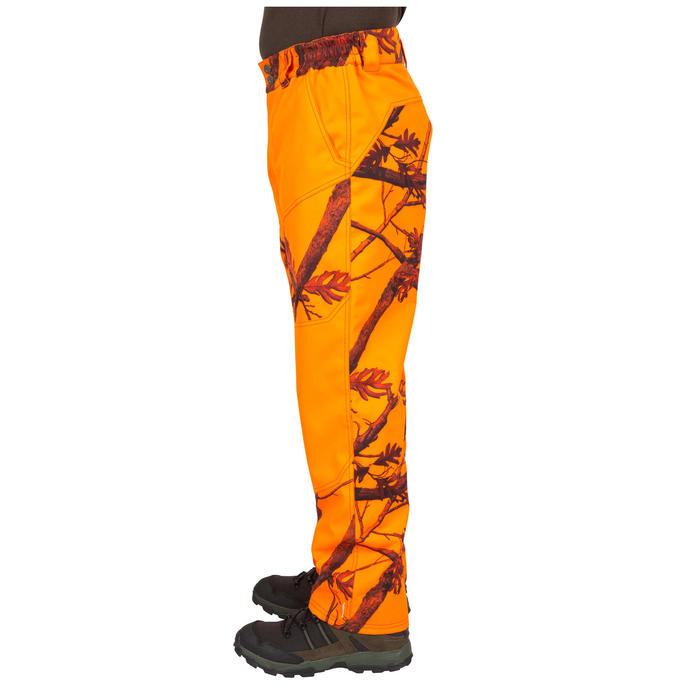 Jagersbroek Supertrack 300 camouflage oranje