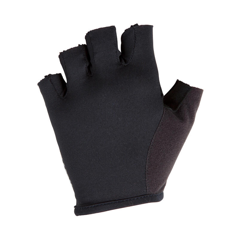 Kids' Cycling Gloves 300 - Black
