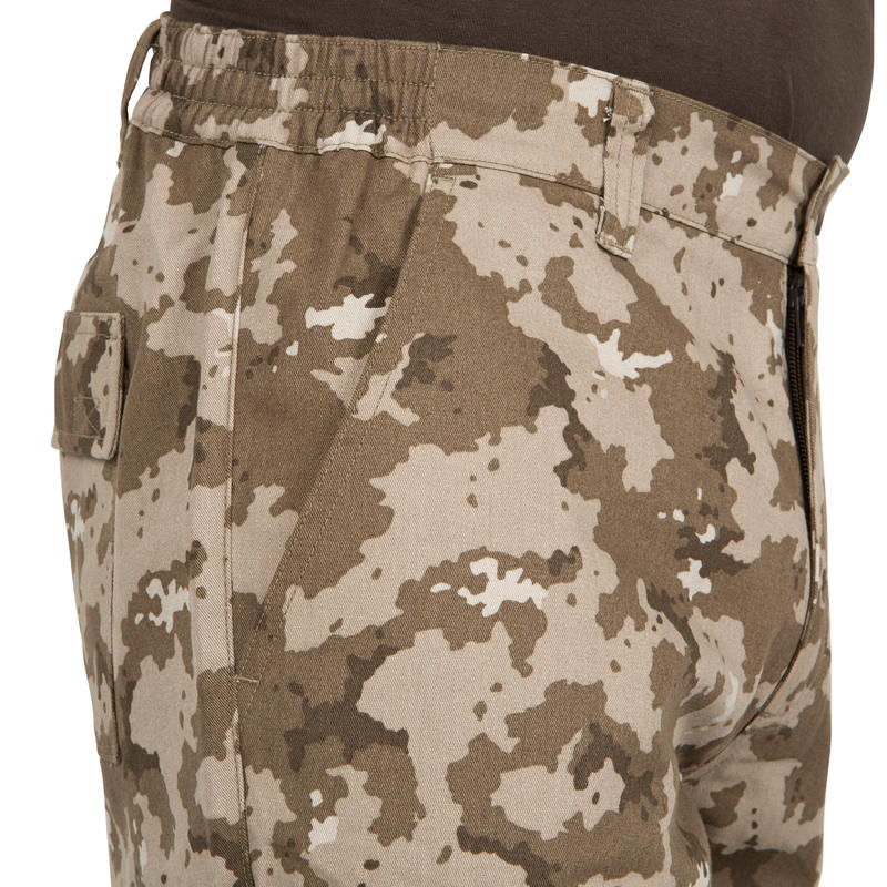 Steppe 300 Hunting Trousers - Island beige