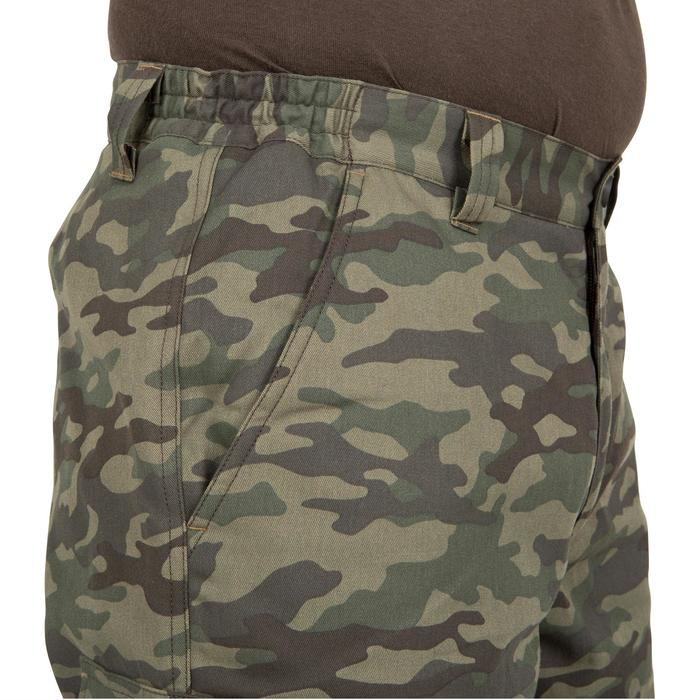 Pantalon chasse 100 camouflage