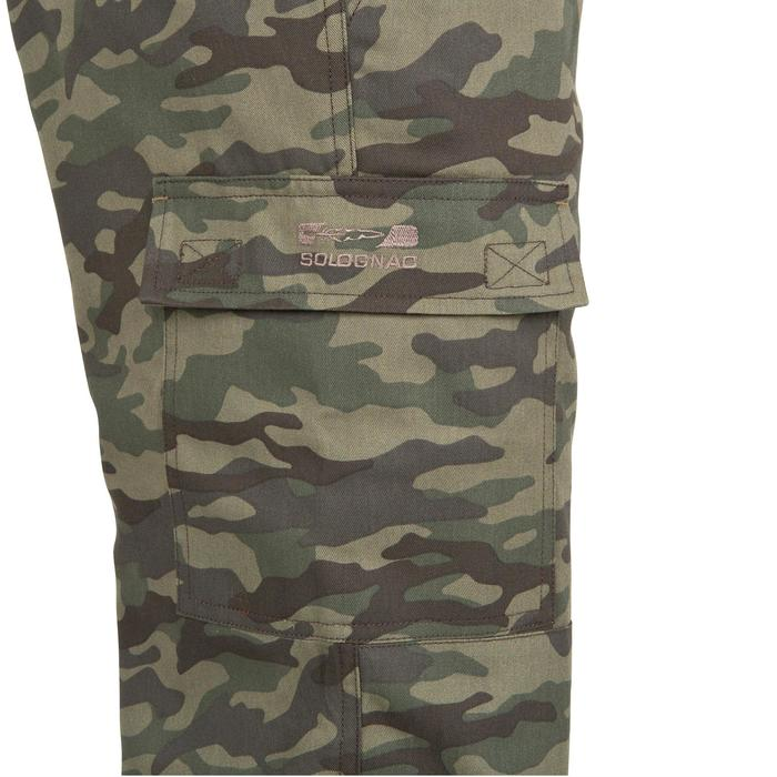 Pantalon chasse 100 - 41100