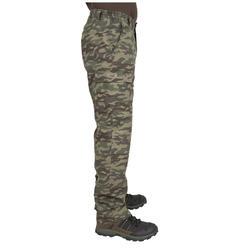 Jagdhose 100 warm camouflage