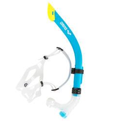 Frontale snorkel voor kinderen Arena zwart - 411293