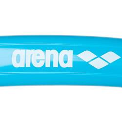 Frontale snorkel voor kinderen Arena zwart - 411295
