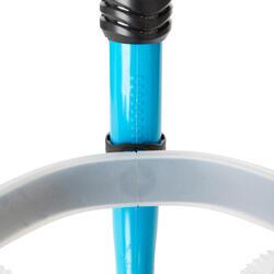 Frontale snorkel voor kinderen Arena zwart - 411296