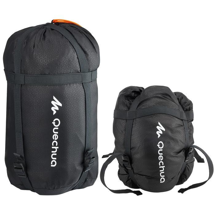 Housse de compression de sac de couchage noire - 411473