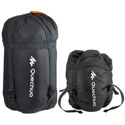 Kompressionshülle für Schlafsäcke schwarz