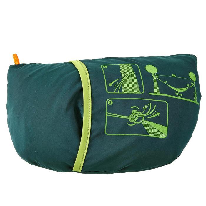 Hängematte Camping für 1 Person grün