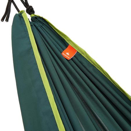 Hamaca Camping Quechua Verde Confort 1 Persona 260x152 CM