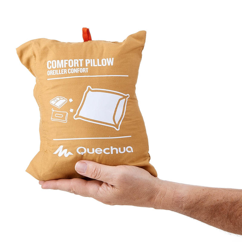 Camping Pillow - Beige