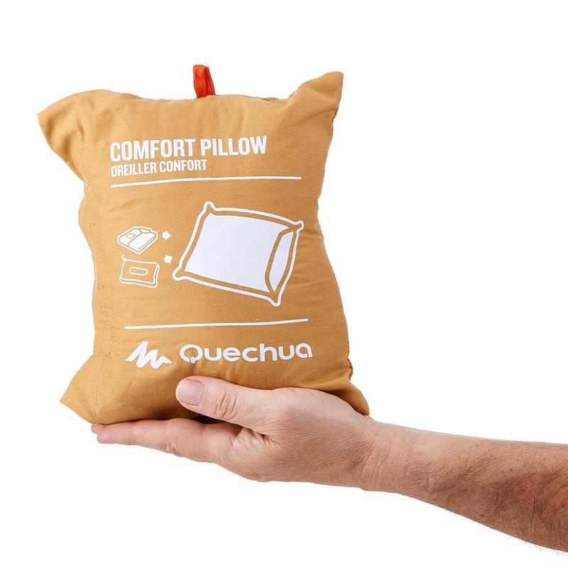 Camping Pillow - Beige